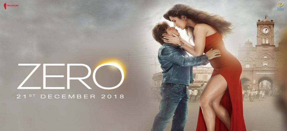 Zero review: Along with Shah Rukh Khan, the logic gets dwarfed (Instagrammed photo)