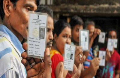 62.89 per cent voter turnoui in Jharkhand's Kolibera bypoll