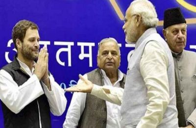 Snooping Row: Congress president Rahul Gandhi terms PM Modi an 'insecure dictator'