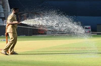 BCCI curator overwaters pitch, leaves before start of Delhi-Madhya Pradesh Ranji match