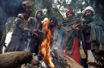 Delhi shivers at 3.7 degrees Celsius, coldest December in 12 years