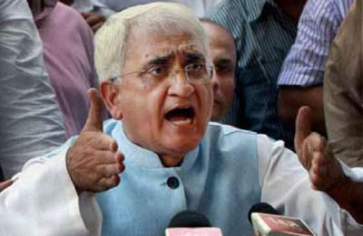 Salman Khurshid cautions SP, BSP against dumping Congress from UP alliance