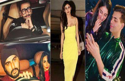 Malaika, Arjun, Ranveer, Karan Johar and other B-Town celebs attend Ritesh Sidhwani's Christmas bash