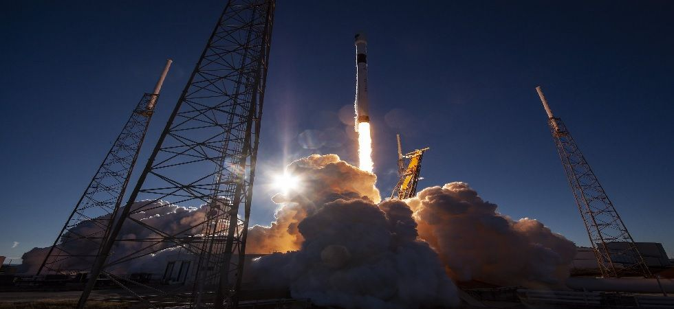SpaceX has successfully launched its Falcon 9 rocket carrying a new GPS III satellite on Sunday from its home in Cape Canaveral