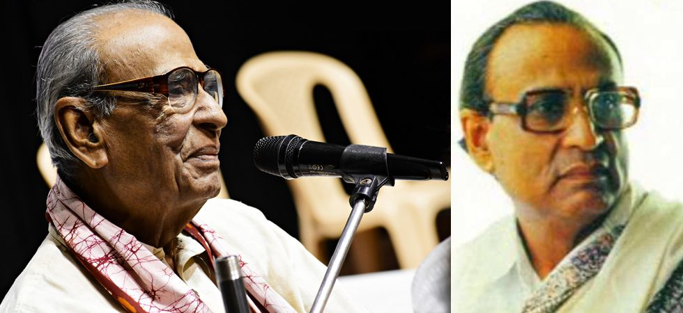 Veteran Rabindra Sangeet singer Dwijen Mukhopadhyay passed away on Monday/ Image: File photo