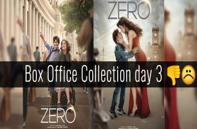 Zero Box Office Collection Day 3: Shah Rukh Khan starrer continues to wrack up at the ticket window
