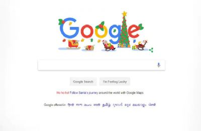 Christmas 2018: Google celebrates festival with heart-warming doodle