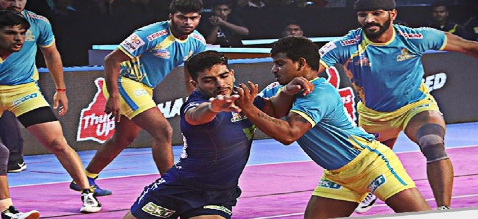 Haryana Steelers, Tamil Thalaivas match ends in tie (Twitter)