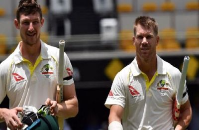 Cameron Bancroft says David Warner encouraged him to tamper with the ball in Newlands Test