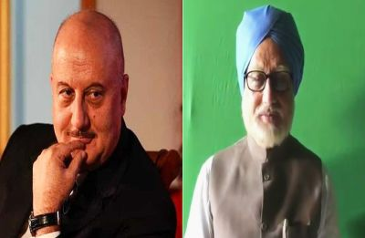 Anupam Kher shares a big update on his movie The Accidental Prime Minister's trailer