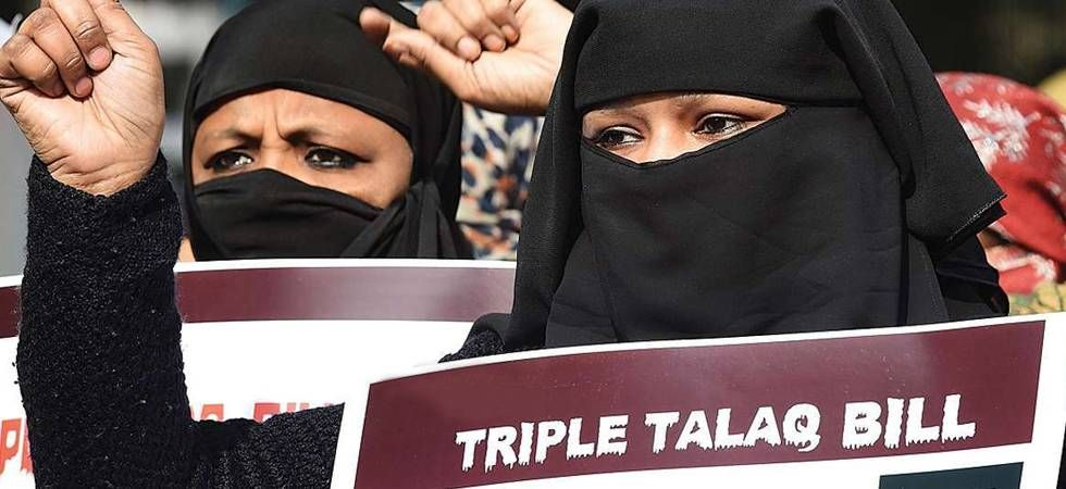 Chaos in triple Talaq discussion!