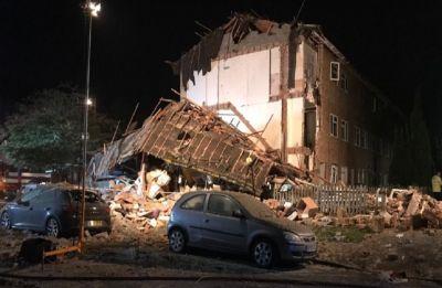 Explosion rocks United Kingdom's Andover, 1 dead: Reports