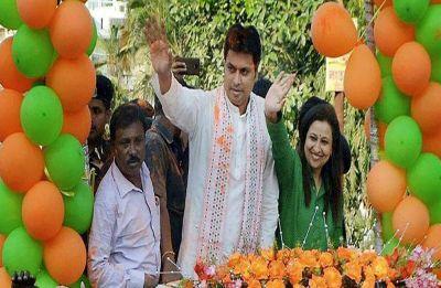 BJP sweeps Tripura civic by-elections, bags 11/11 municipal councils