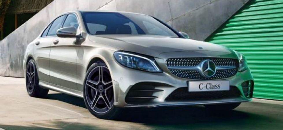 Mercedes Benz C-200 Progressive launched (Twitter)