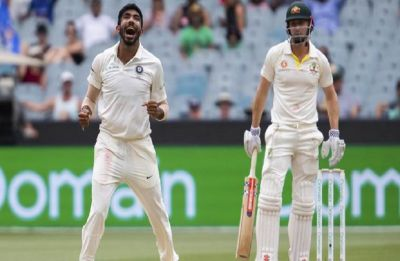Jasprit Bumrah credits Rohit Sharma for slower ball to get rid of Shaun Marsh in Boxing Day Test