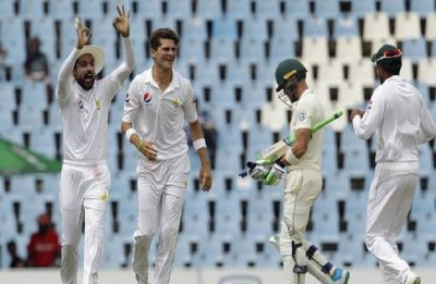 Sarfraz Ahmed and Faf du Plessis set unwanted 'pair' record in Centurion Test