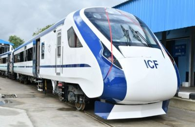 Train 18, India's fastest train, reaches Prayagraj 30 minutes late from scheduled time