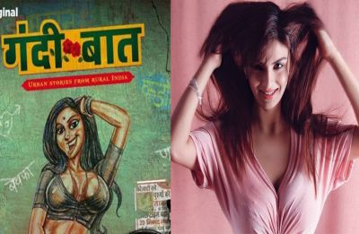 Gandii Baat 2 actress Anveshi Jain says 'I'm shocked on the leak of my intimate scenes'