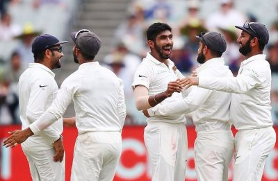 India erase 37 years of pain, secure historic 137-run win in Boxing Day Test in Melbourne to take 2-1 lead