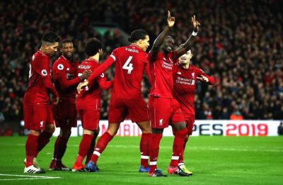 Liverpool crush Arsenal 5-1 to extend lead in Premier League, Tottenham Hotspur lose