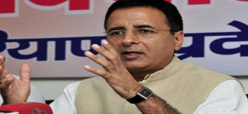 Randeep Surjewala alleged that the Centre was mounting pressure on Michel to make