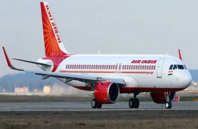 Air India flyer strips on Dubai-Lucknow flight to protest against Pakistani boss