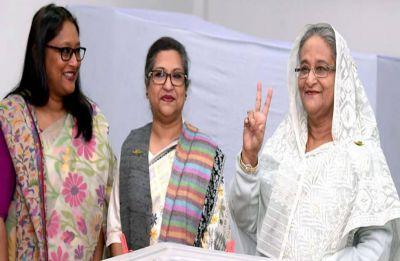 Sheikh Hasina registers landslide win in Bangladesh general elections; Opposition calls it 'cruel farce'