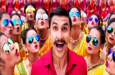 Simmba Box Office collection gains momentum, Ranveer Singh starrer crosses 100 crore mark