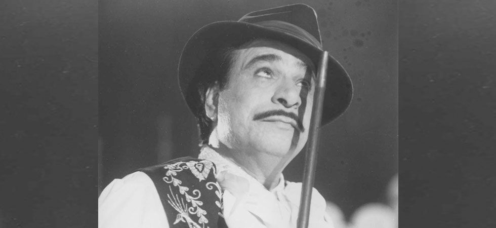 Kader Khan breath his last on October 31 at around 6 pm as per Canadian time. (Photo: Twitter/@TheAngadGill)