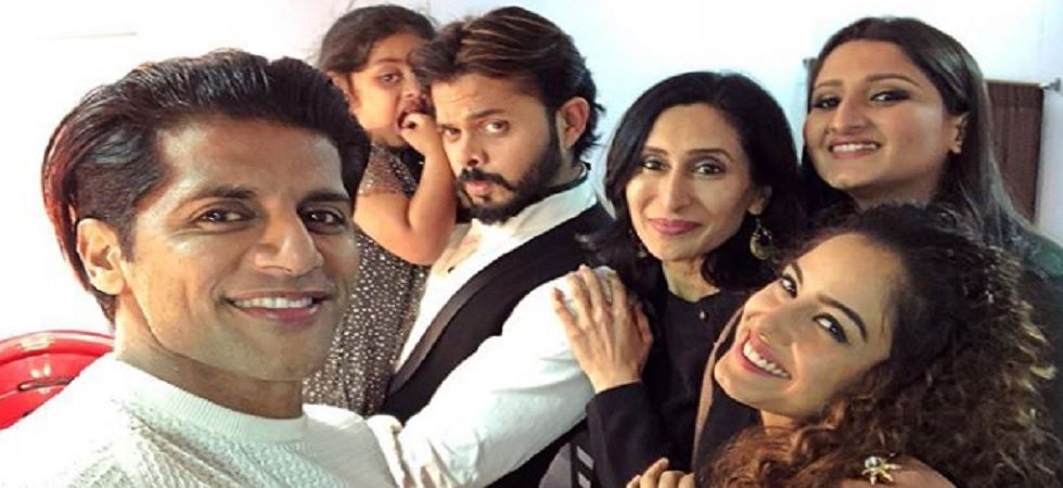 Karanvir Bohra, Sreesanth reunites and parties together (Instagram)