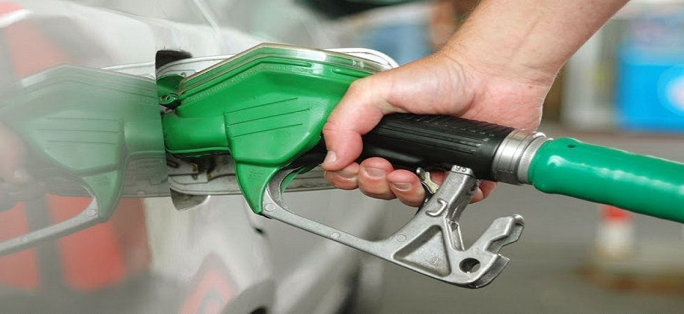 Fuel prices were marginally hiked on Tuesday after the continuous downward trend