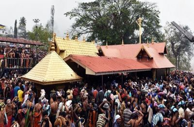 Two women devotees create history as they enter Sabarimala temple and offer prayers