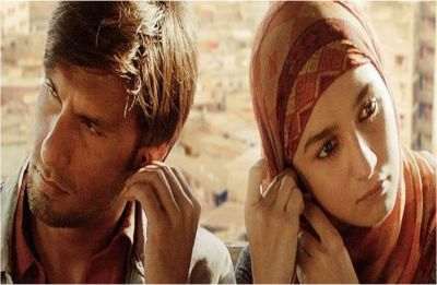 Gully Boy posters: Alia Bhatt and Ranveer Singh's intense look will leave you intrigued