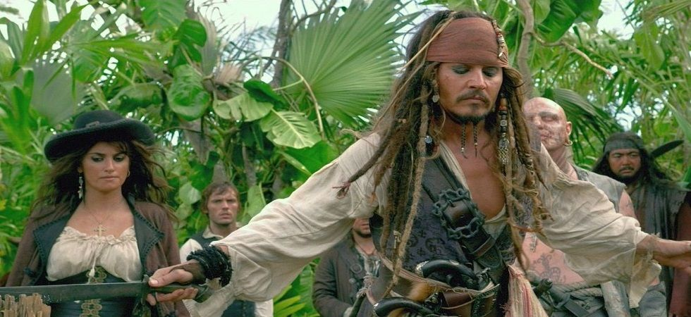 Disney saves $90 million from Johnny Depp's exit in Pirates of the Caribbean 6 (Photo: Twitter)