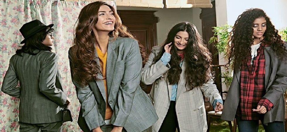 Kangana Ranaut, Sonam Kapoor rocks the pantsuit look (Photo: Twitter)