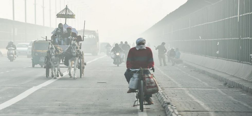 In the Jawaharlal Nehru Stadium area, the Air Quality Index (AQI) PM 2.5 was at 444 and PM 10 at 420 (Photo: File)