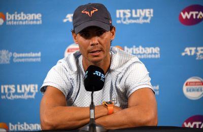 Rafael Nadal to miss Tennis season-opener in Brisbane due to thigh injury