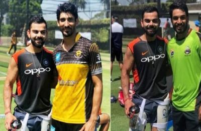 Virat Kohli gets help from Pakistan in training for Sydney Test vs Australia