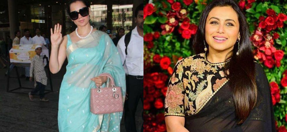 Kangana Ranaut and Rani Mukerji./ Image: Instagram