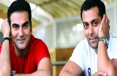 Arbaaz Khan finally reveals why Salman Khan doesn't kiss in films and the reason is HILARIOUS!