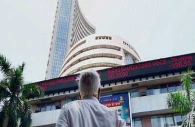 BSE Sensex rebounds nearly 200 points; Nifty reclaims 10,700 mark