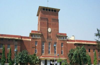 24 DU academic council members end sit-in protest