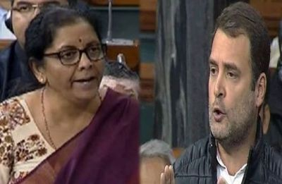 I am not accusing Defence Minister, I am accusing PM Narendra Modi: Rahul Gandhi on Rafale deal