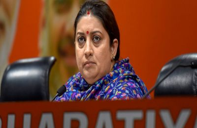 Smriti Irani takes a dig at Rahul Gandhi: 'Janeu' only for Assembly elections in 3 states
