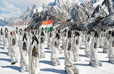 Indian soldiers in Siachen now won't have to wait 90 days to have a bath