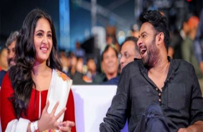 Stop everything and watch this super-cute video of Prabhas and Anushka Shetty