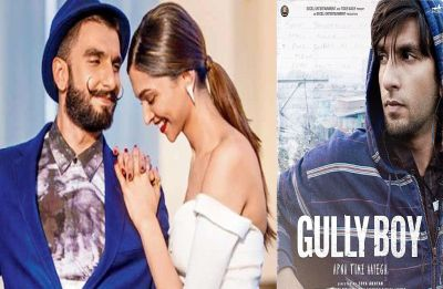 Ranveer Singh's Gully Boy Trailer leaves Deepika Padukone gushing over him, here's what she said!