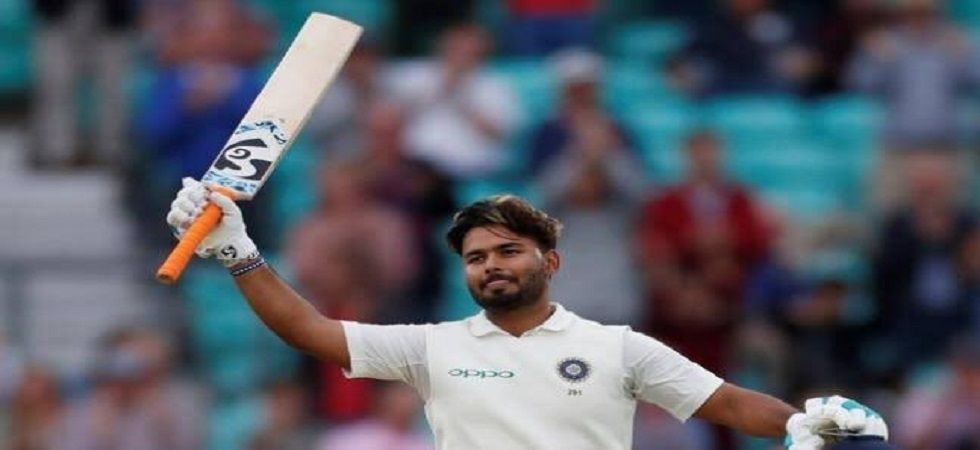 Rishabh Pant has been compared to Adam Gilchrist following his blazing knock in Sydney. (Image credit: Twitter)