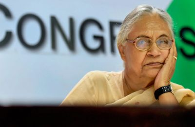 Former chief minister Sheila Dikshit likely to be next Delhi Congress president: Reports