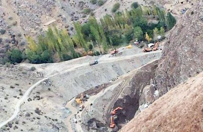 30 dead, 15 injured after gold mine collapsed in northeastern Afghanistan